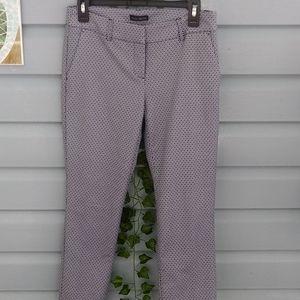 Will Smith crop slacks size 4.